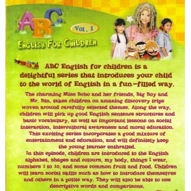 ABC English For Children Vol 1