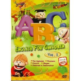 ABC English For Children Vol 1
