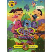 ABC Monster Vol 4
