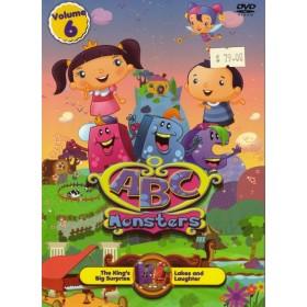 ABC Monster Vol 6