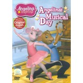 Angelina Ballerina - Angelina's Musical Day