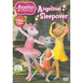 Angelina Ballerina - Angelina's Sleepover