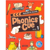 Phonics Cue Book 1 - Alphabet & Sounds