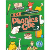 Phonics Cue Book 2 - Short Vowels