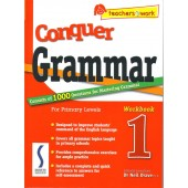 Conquer Grammar For Primary Levels - Workbook 1
