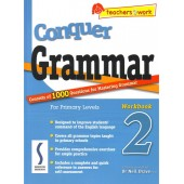Conquer Grammar For Primary Levels - Workbook 2
