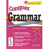 Conquer Grammar For Primary Levels - Workbook 3
