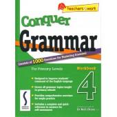 Conquer Grammar For Primary Levels - Workbook 4