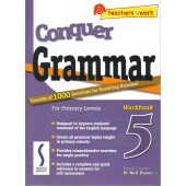 Conquer Grammar For Primary Levels - Workbook 5
