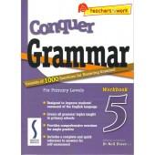 Conquer Grammar For Primary Levels - Workbook 5