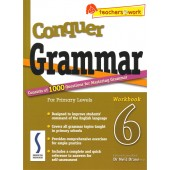 Conquer Grammar For Primary Levels - Workbook 6
