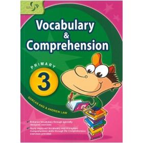 Vocabulary & Comprehension - Primary 3