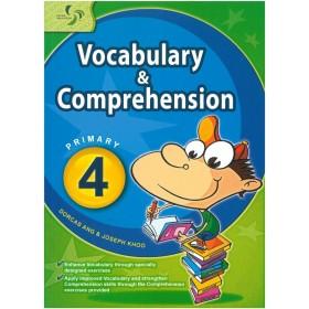 Vocabulary & Comprehension - Primary 4