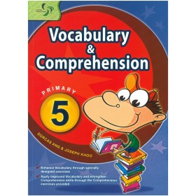 Vocabulary & Comprehension - Primary 5