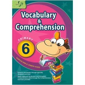 Vocabulary & Comprehension - Primary 6