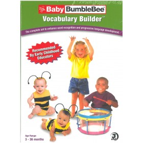 Baby BumbleBee - Vocabulary Builder Boxset