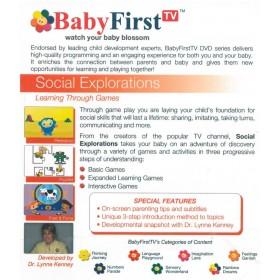 BabyFirstTV - Social Explorations