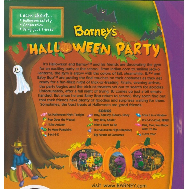 Download image barney s halloween party pc android iphone and ipad