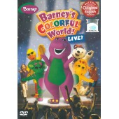 Barney - Barney's Colorful World!