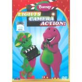 Barney - Lights, Camera, Action!