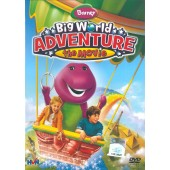 Barney - Big World Adventure