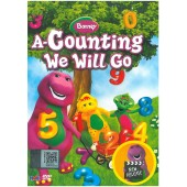 Barney - A-Counting We Will Go