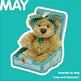 May Birthday Bear