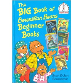 Beginner Books - The Big Book of Berenstain Bears