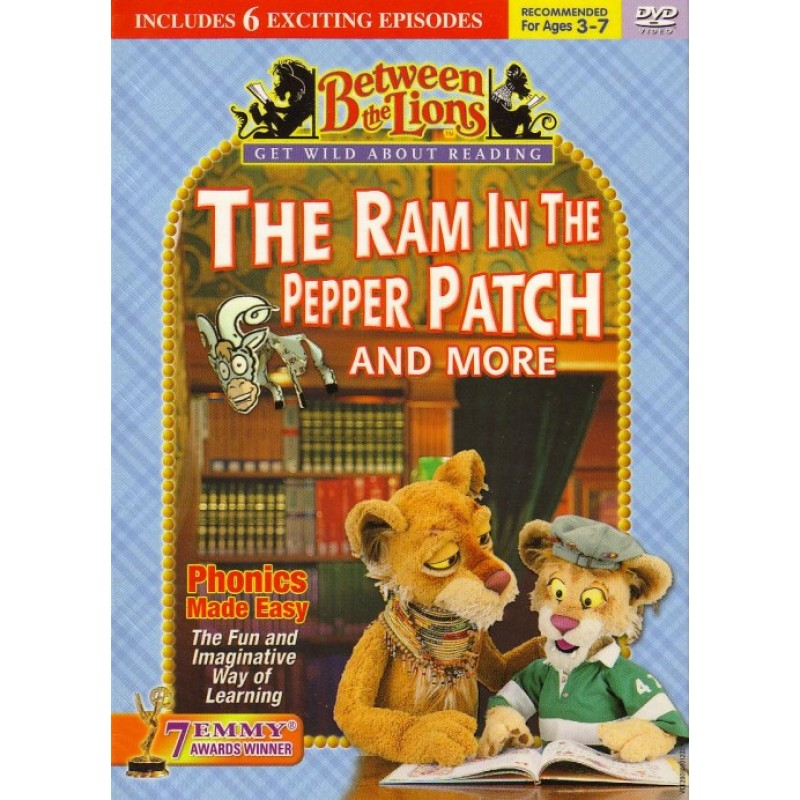 Between the lions season 1 episode 19 the ram in the pepper patch.