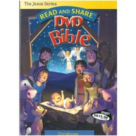 Read and Share DVD Bible - Christmas