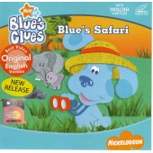 Blue's Clues - Blue's Safari (VCD)