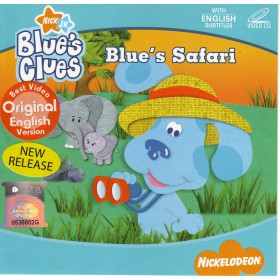 Blue's Clues - Blue's Safari (VCD)