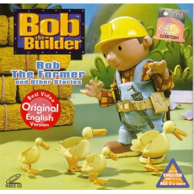 Bob the Builder - Bob the Farmer and Other Stories (VCD)