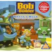 Bob the Builder - Where's Muck and Other Stories (VCD)