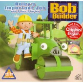 Bob the Builder - Roley's Important Job and Other Stories (VCD)