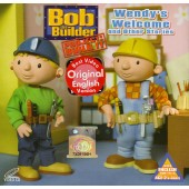 Bob the Builder - Wendy's Welcome and Other Stories (VCD)