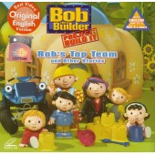 Bob the Builder - Bob's Top Team and Other Stories (VCD)