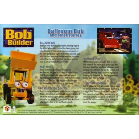 Bob the Builder - Ballroom Bob and Other Stories (VCD)