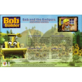 Bob the Builder - Bob and the Badgers and Other Stories (VCD)
