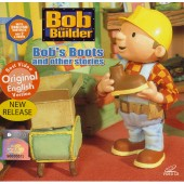 Bob the Builder - Bob's Boots and Other Stories (VCD)