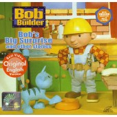 Bob the Builder - Bob's Big Surprise and Other Stories (VCD)
