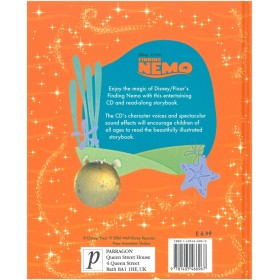 Disney The Finding Nemo (Storybook + CD)