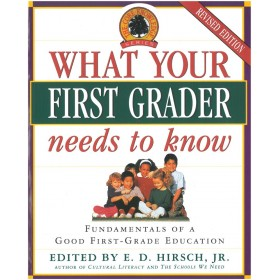 What Your Frist Grader Needs To Know