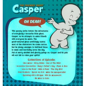 Casper the Friendly Ghost - Huey's Father's Day