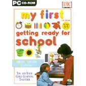 DK ‒ My First Getting Ready for School (PC)