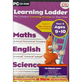 DK ‒ Learning Ladder - Year 5 (PC)
