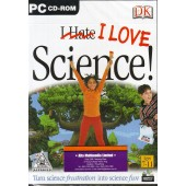 DK ‒ I Love Science! (PC)