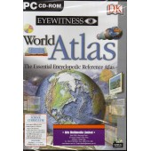 DK ‒ Eyewitness World Atlas (PC)