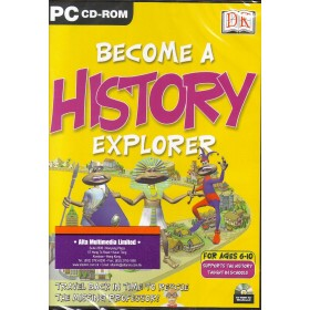 DK ‒ Become a History Explorer (PC)