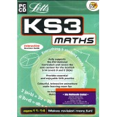Letts: KS3 ‒ Maths (PC)